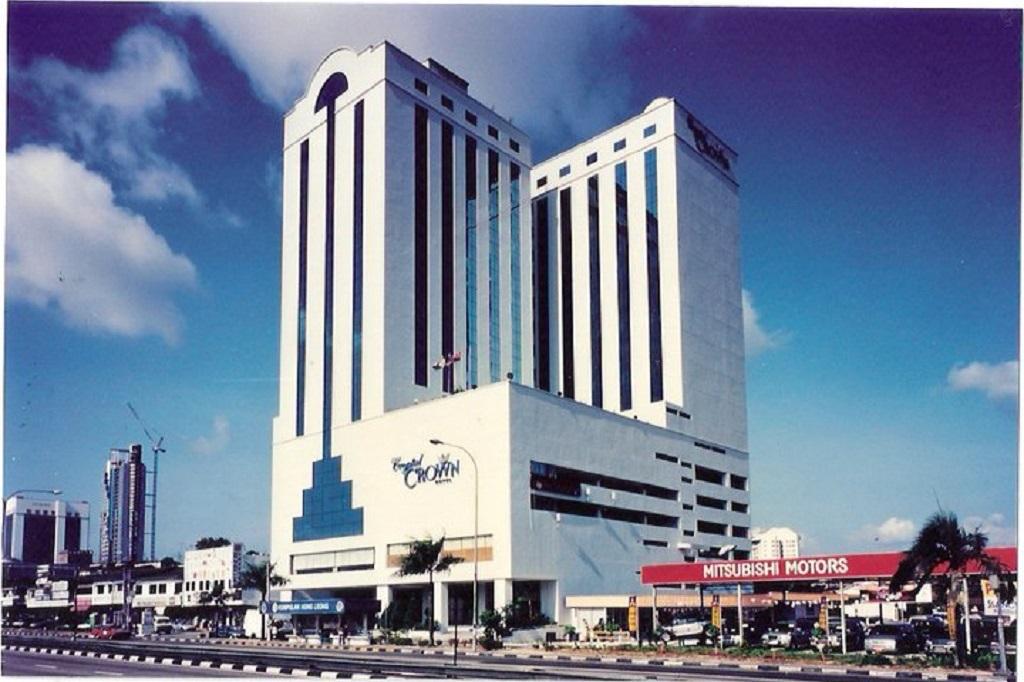 Crystal Crown Hotel Johor Bahru